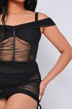 Black-Ruched-Power-Mesh-Off-The-Shoulder-Mini-Dress-2.jpg