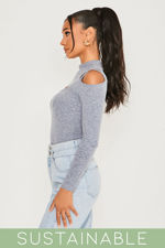 Grey-Blue-Recycled-Rib-High-Neck-Cut-Out-Thong-Bodysuit-4.jpg
