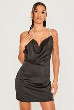 Rosie-Black-Asymmetric-Cowl-Neck-Satin-Mini-Dress-2.jpg